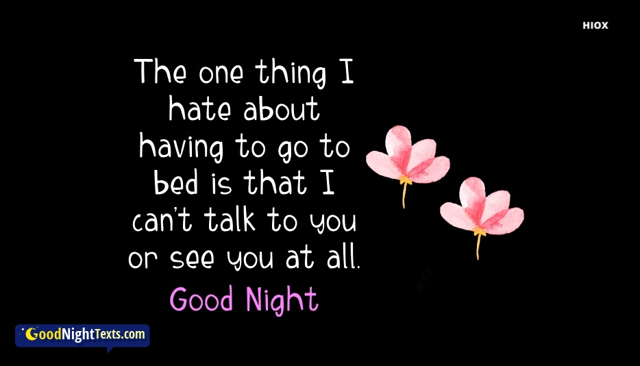 Cute Good Night Wishes