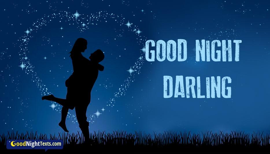 Good Night Darling - Good Night Texts for Darling