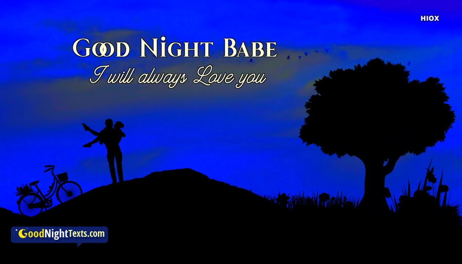 Good Night Messages for your Girlfriend