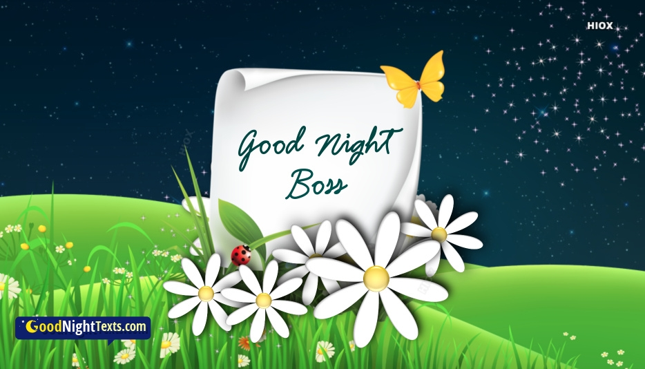 Good Night Texts For Friend