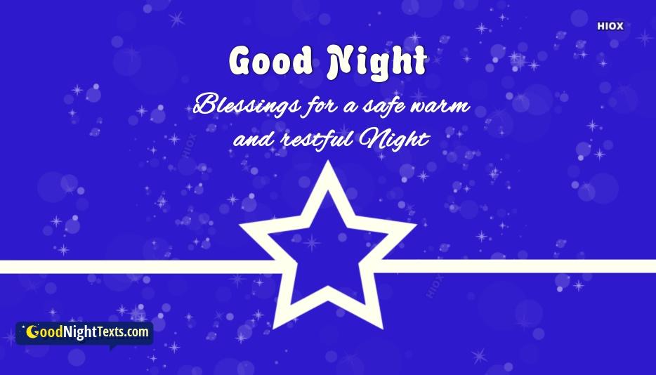 Good Night Religious Texts
