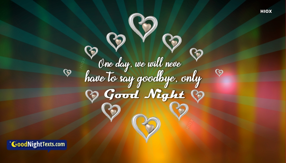 Good Night Messages Romantic Love