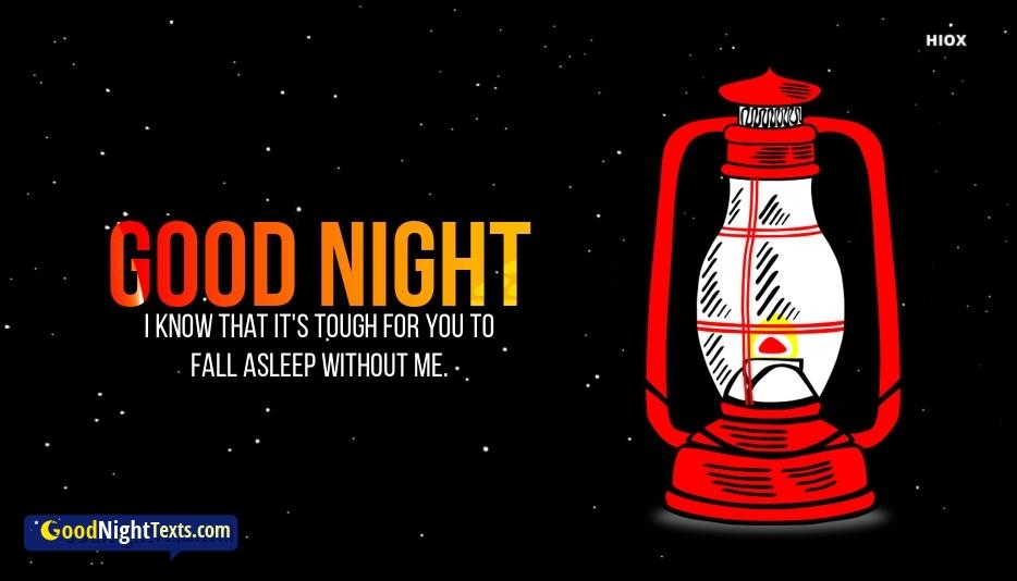 Good Night Texts for Good Night Sweetheart