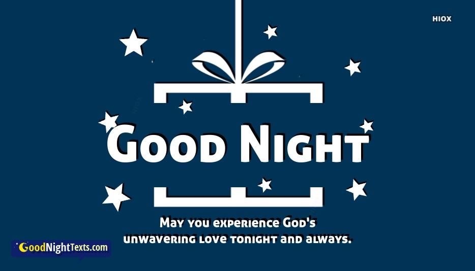 Good Night Prayer On Images