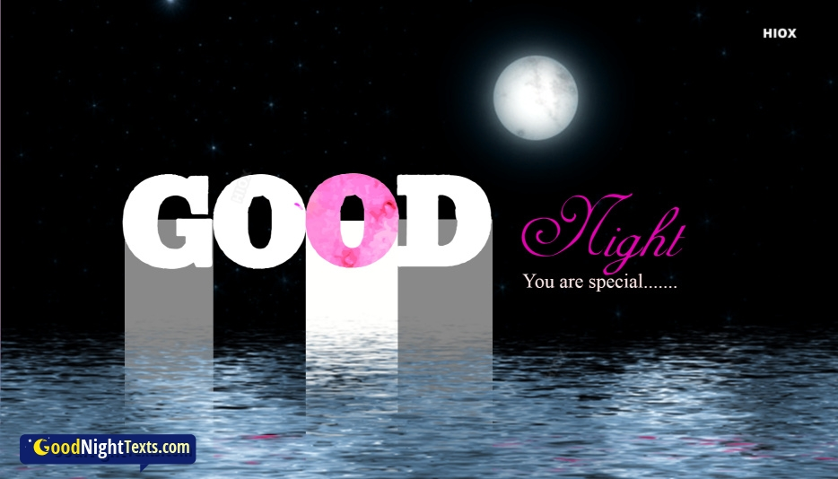 Good Night You Are Special
