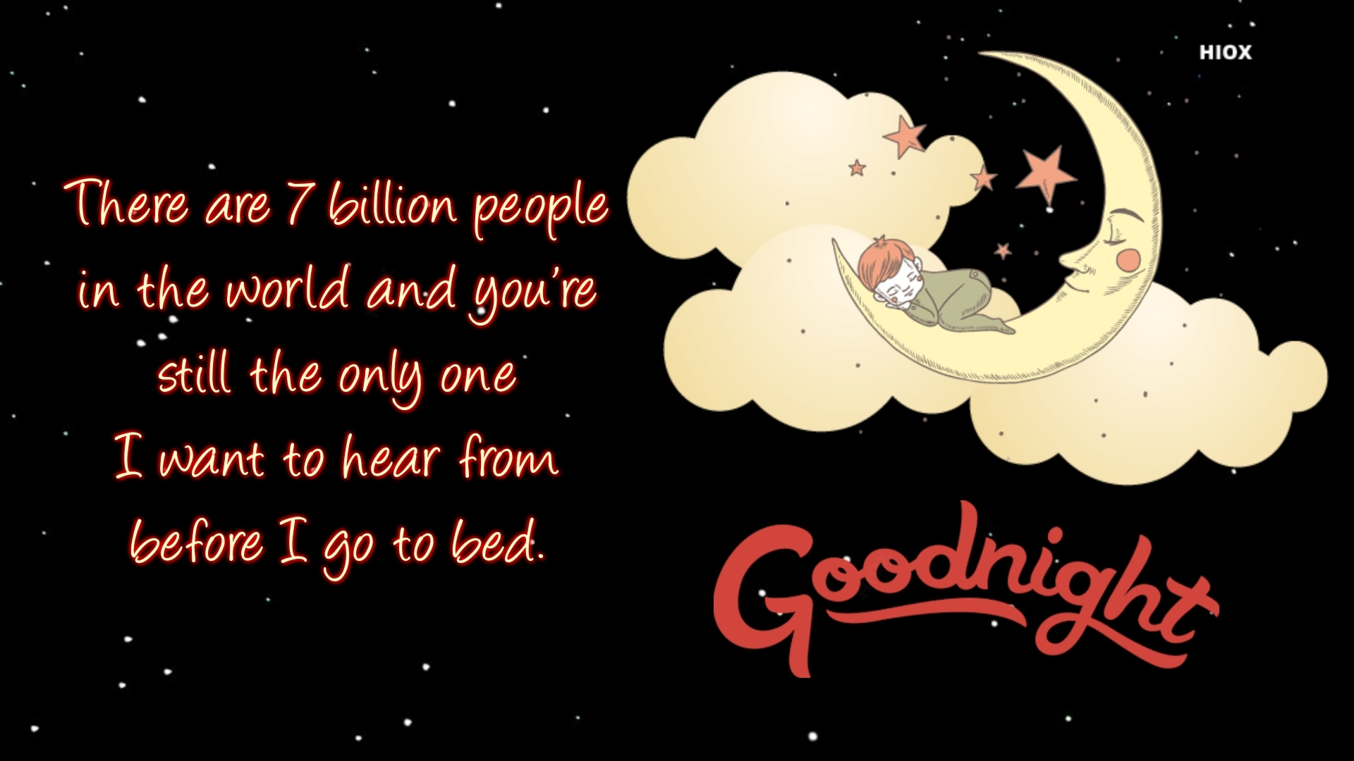 Hearty Good Night Wishes