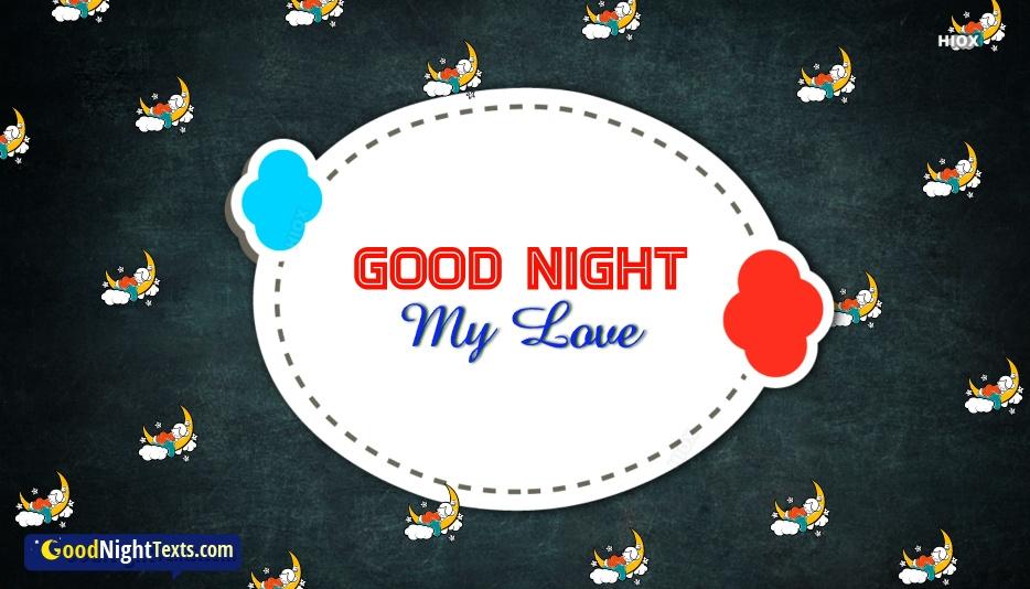 Latest Good Night My Love Images