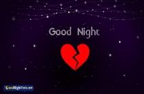 Broken Heart Good Night