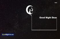 Good Night Text To Girlfriend
