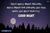 Have A Good Night My Dear
