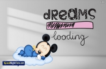 Dreams Loading Image
