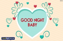Good Night Baby