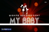 Good Night Sweet Dreams Wishes