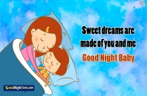 Good Night Quotes Wishes