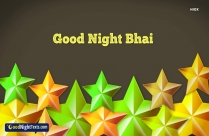 Good Night Bhai