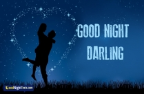 Good Night Darling