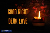 Good Night Dear Love