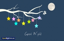 Good Night wishes for facebook staus