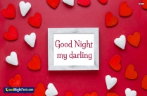 Good Night For Darling