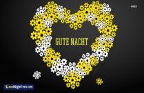 Good Night In German