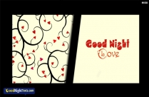 Good Night With Love