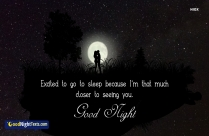 Good Night Wishes With Love