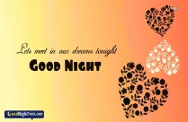 Good Night Messages Couple