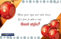 Good Night Messages Indian