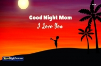 Good Night Messages Mom