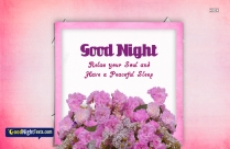 Good Night Messages Peaceful