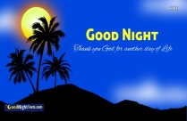 Good Night Messages Prayer