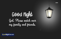 Good Night Messages Spiritual