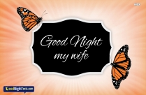 Good Night Dear Friend Messages