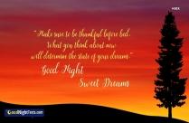I Love You Sweet Dreams