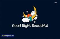 Dream Beautiful Dreams Tonight