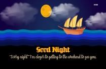 Good Night Dear Soulmate