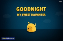 Goodnight My Sweet Daughter