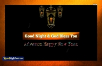 Happy New Year Goodnight And God Bless
