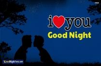 I Love You Good Night
