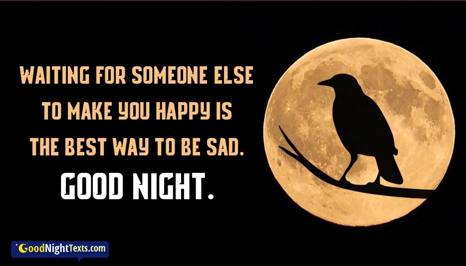 Quotes About Waiting For Someone You Love: Good Night Texts For Miss You